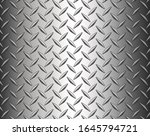the diamond steel metal sheet... | Shutterstock .eps vector #1645794721