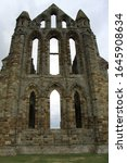 Whitby Abbey Portrait Photo Of...