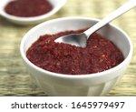 Harissa  Chili Sauce Made With...