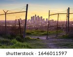 Los Angeles Behind The Fence At ...