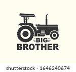 big brother truck printable...   Shutterstock .eps vector #1646240674