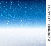 winter background. vector...   Shutterstock .eps vector #164627489