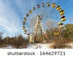 Wasteland And Abandoned Ferris...