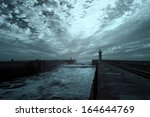 Entry Of The River Douro With...