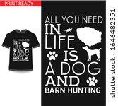 hunting   vector graphics...   Shutterstock .eps vector #1646482351