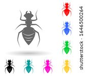 ant multi color style icon....