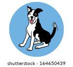 puppy | Shutterstock .eps vector #164650439