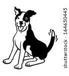 puppy | Shutterstock .eps vector #164650445