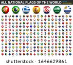 all national flags of the world ... | Shutterstock .eps vector #1646629861
