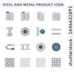 Steel And Metal Product Vector...