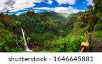 Panorama Of The Catarata Del...