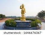 lumbini nepal february 5  view... | Shutterstock . vector #1646676367