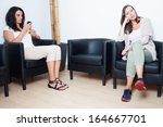 waiting for the doctor | Shutterstock . vector #164667701