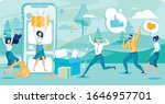 quests  sweepstakes  contests ... | Shutterstock .eps vector #1646957701