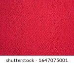 Red Plastic Carpet Background ...