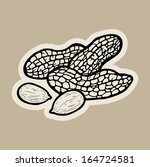 background,brown,butter,clip,diet,drawing,drawn,food,hand,healthy,icon,illustration,isolated,nature,nut
