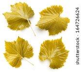 Grape Leaves For Dolma....