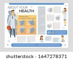 your health article   colorful... | Shutterstock .eps vector #1647278371