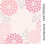 vector illustration pink... | Shutterstock .eps vector #1647393541