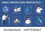 infographic illustration about... | Shutterstock .eps vector #1647456667