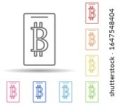bitcoin in mobile phone in...