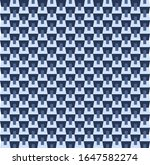 seamless pattern with 3d color...   Shutterstock .eps vector #1647582274