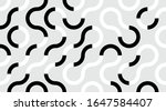 simple geometric abstract... | Shutterstock .eps vector #1647584407