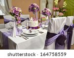 Elegant Wedding Decoration In...