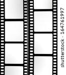 film  movie  photo  filmstrip | Shutterstock .eps vector #164761997