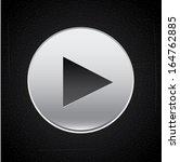 play button over black... | Shutterstock .eps vector #164762885