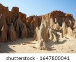 The Canyons Of The Sandstone...
