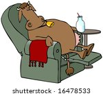 cow nap | Shutterstock . vector #16478533