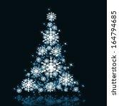 christmas | Shutterstock . vector #164794685