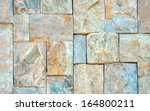 abstract background with stone... | Shutterstock . vector #164800211