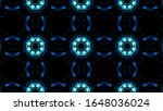 geometric kaleidoscope... | Shutterstock . vector #1648036024