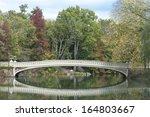 Bow Bridge Central Park New...