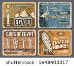 ancient egyptian pharaoh... | Shutterstock .eps vector #1648403317