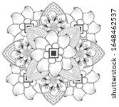 coloring page for fun and...   Shutterstock .eps vector #1648462537