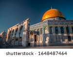 exterior view of the dome of...   Shutterstock . vector #1648487464