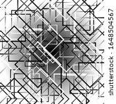 geometrical elegant art deco...   Shutterstock . vector #1648504567
