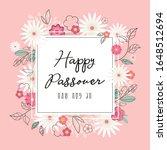 passover holiday. pesah...   Shutterstock .eps vector #1648512694