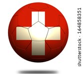 switzerland soccer | Shutterstock . vector #164858351