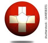 switzerland soccer | Shutterstock . vector #164858351