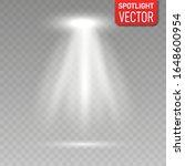 vector spotlights. scene. light ...   Shutterstock .eps vector #1648600954