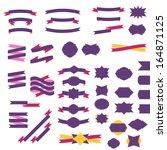 ribbons and badges