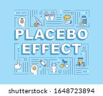 placebo effect word concepts...