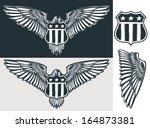Vector Eagle   Shield