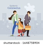 coronavirus in china. new wuhan ... | Shutterstock .eps vector #1648758904