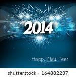 vector celebration colorful... | Shutterstock .eps vector #164882237