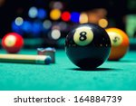 Billiard Balls   A Vintage...